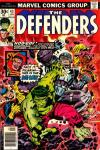 Defenders #43 comic books for sale