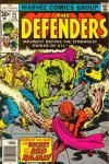 Defenders #44 comic books for sale