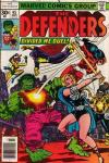 Defenders #45 comic books for sale