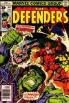 Defenders #46 comic books for sale