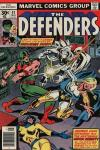Defenders #47 comic books for sale