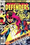 Defenders #48 comic books for sale