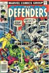 Defenders #49 comic books for sale