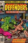 Defenders #52 comic books for sale