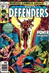 Defenders #53 comic books for sale