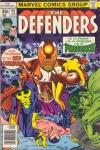 Defenders #55 comic books for sale