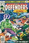 Defenders #57 comic books for sale