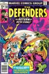 Defenders #58 comic books for sale