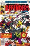 Defenders #59 comic books - cover scans photos Defenders #59 comic books - covers, picture gallery