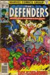 Defenders #60 comic books for sale