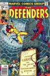 Defenders #61 comic books - cover scans photos Defenders #61 comic books - covers, picture gallery