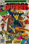 Defenders #62 comic books for sale