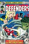 Defenders #65 comic books for sale