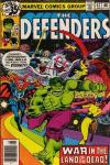 Defenders #67 comic books for sale