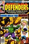 Defenders #68 comic books for sale