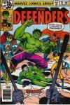 Defenders #70 comic books for sale