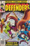 Defenders #71 comic books for sale