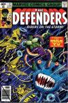 Defenders #72 comic books for sale