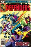 Defenders #73 comic books - cover scans photos Defenders #73 comic books - covers, picture gallery