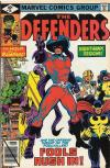 Defenders #74 comic books for sale