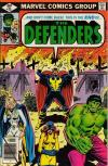 Defenders #75 comic books - cover scans photos Defenders #75 comic books - covers, picture gallery