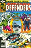 Defenders #76 comic books for sale