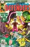 Defenders #77 comic books for sale