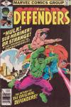 Defenders #78 comic books - cover scans photos Defenders #78 comic books - covers, picture gallery