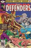 Defenders #79 comic books - cover scans photos Defenders #79 comic books - covers, picture gallery