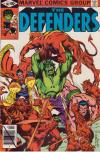 Defenders #80 comic books for sale