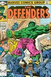 Defenders #81 comic books for sale