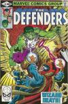 Defenders #82 comic books - cover scans photos Defenders #82 comic books - covers, picture gallery
