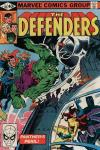 Defenders #85 comic books - cover scans photos Defenders #85 comic books - covers, picture gallery