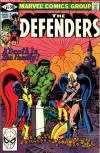 Defenders #89 comic books for sale
