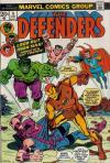 Defenders #9 comic books - cover scans photos Defenders #9 comic books - covers, picture gallery