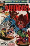 Defenders #90 comic books for sale