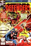 Defenders #91 comic books - cover scans photos Defenders #91 comic books - covers, picture gallery
