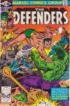 Defenders #93 comic books - cover scans photos Defenders #93 comic books - covers, picture gallery