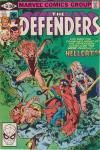 Defenders #94 comic books - cover scans photos Defenders #94 comic books - covers, picture gallery