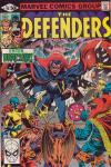 Defenders #95 comic books - cover scans photos Defenders #95 comic books - covers, picture gallery