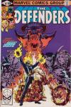 Defenders #96 comic books for sale