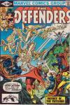 Defenders #97 comic books - cover scans photos Defenders #97 comic books - covers, picture gallery