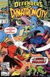 Defenders of Dynatron City #4 comic books - cover scans photos Defenders of Dynatron City #4 comic books - covers, picture gallery