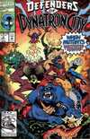 Defenders of Dynatron City #6 cheap bargain discounted comic books Defenders of Dynatron City #6 comic books