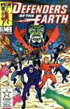 Defenders of the Earth #1 comic books - cover scans photos Defenders of the Earth #1 comic books - covers, picture gallery