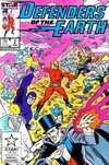Defenders of the Earth #2 comic books - cover scans photos Defenders of the Earth #2 comic books - covers, picture gallery