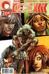 Defex #2 comic books - cover scans photos Defex #2 comic books - covers, picture gallery