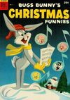 Dell Giant Comics: Bugs Bunny's Christmas Funnies #5 comic books - cover scans photos Dell Giant Comics: Bugs Bunny's Christmas Funnies #5 comic books - covers, picture gallery
