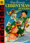 Dell Giant Comics: Bugs Bunny's Christmas Funnies #7 comic books - cover scans photos Dell Giant Comics: Bugs Bunny's Christmas Funnies #7 comic books - covers, picture gallery