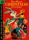 Dell Giant Comics: Bugs Bunny's Christmas Funnies #8 comic books - cover scans photos Dell Giant Comics: Bugs Bunny's Christmas Funnies #8 comic books - covers, picture gallery